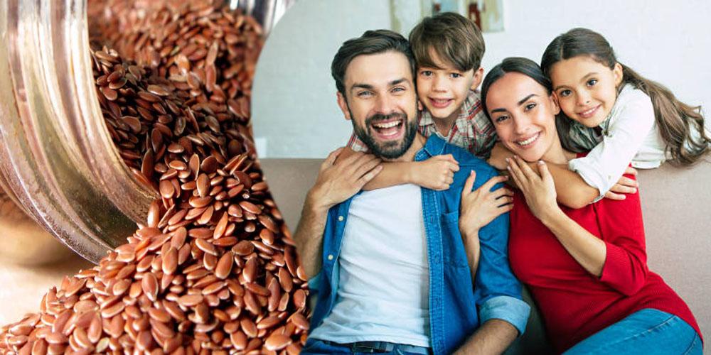 Top Health Benefits Of Flax Seeds