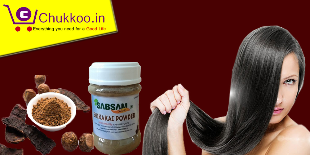 BENEFITS OF SHIKAKAI POWDER AND 5 DIFFRENT WAYS TO USE IT IN YOUR HAIR